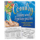 Country Hidden Word & Picture Puzzles Book