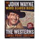 The John Wayne Word Search Book