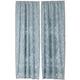 Trevor Chenille Curtain Panel Pair