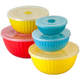 10 Piece Microwave Nesting Bowl Set