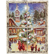 Christmastime Lighted Canvas by Holiday PeakTM
