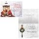 Cardinals Greeting Christmas Card Set of 20 No Personalization