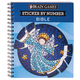 Brain Games® Sticker by Numbers Bible Book