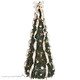 6' Silver & Gold Pull-Up Tree by Holiday PeakTM XL