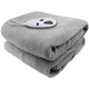 Oakridge™ Micro Plush Heated Throw by Biddeford