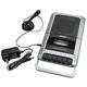 Jensen® Portable Cassette Player & Recorder