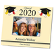 Personalized 2019 Cap & Scroll Graduation Frame
