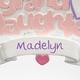 Personalized Granddaughter Ornament Personalization
