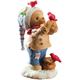 Cherished Teddies® Buddy with Cardinals Figurine