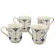 Finlandia Set of 4 Mugs