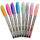 Gel Roller Pens 8 Ct