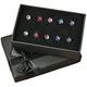 Swarovski Crystal Earrings Set of 5
