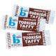 Bonomo Turkish Taffy, Chocolate, Set of 3