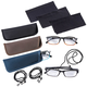 Reading Glasses & Accessory Set of 12