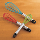 Silicone Whisk Set - Set Of 3, Multicolor