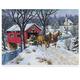 Home for Christmas Card Set/20