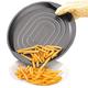 Oven Crisper Pan, Black