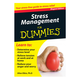 Stress Management Refrigerator Magnet Book For Dummies