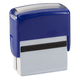 Identity Protection Stamp, Blue