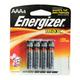 Energizer AAA Battery 4pk