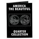 America The Beautiful Quarters Album, Black