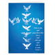 Dove Cross Christmas Card - Set Of 20