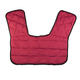 Hot and Cold Shoulder Wrap, One Size, Red