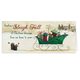 Blessings Sleigh Christmas Card Set of 20