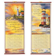 Lighthouse Wall Scroll Calendar