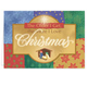 The More I Love Christmas Religious Christmas Card Set of 20