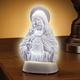 Portable Jesus Christ LED Nightlight