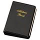 Desktop Address Book, Black