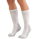 Women's Diabetic Socks - 2 Pairs One Size