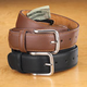 Leather Money Belt