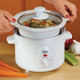 Elite 1.5 1 Quart Mini Slow Cooker