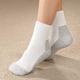 Men's Diabetic Socks - 2 Pairs, One Size