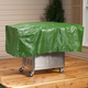 Barbecue Grill Cover, Green
