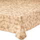 Bordeaux Floral Vinyl Table Cover