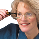 Magnifying Makeup Glasses, Clear