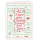All I Know About Christmas Card Set of 20