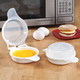 Magic Egg Sandwich Cooker, Set of 2 with FREE Gift