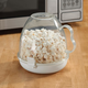 Microwave Popcorn Maker Clear