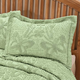 The Caroline Chenille Sham by East Wing Comforts