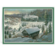 Ted Blaylock Winter Scene Christmas Cards