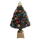 Fiber Optic Christmas Tree by Bellville Brights Green