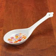 Floral Porcelain Spoon Rest