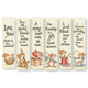 Friendship Mice Bookmarks - Set Of 12