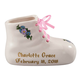 Personalized Baby Bootie Ornaments