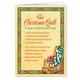 Christmas Quilt Prayer Christmas Card - Set of 20, Multicolor