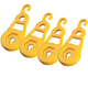 4 PC Tarp Clamps